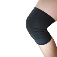 Neoprene best quality customized compression knee sleeve