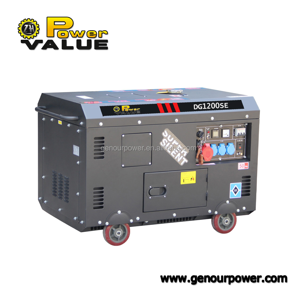 China factory supply High quality Diesel Generators OEM generator 15 kw diesel
