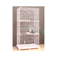 China supplier metal handmade large indoor cheap cat cages