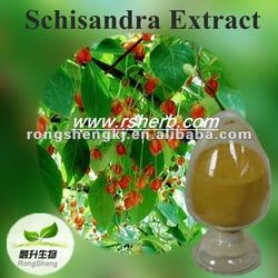 Factory Supply 100% Natural Schisandra Berry P.E