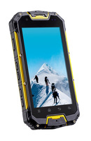 4.5 inch MTK6589 Quad-core Android 4.2 rugged smartphone , rugged android phone with NFC function