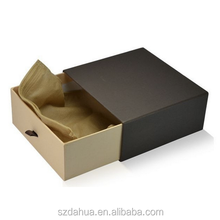 Wholesale cardboard drawe box with your logo