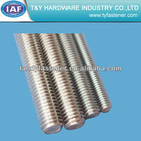 stainless steel all thread rod SS 304