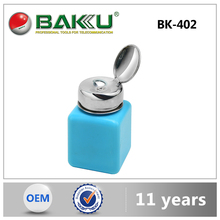 Baku Top Quality 2015 New Style Pollution-Free Alcohol Bottle Prices