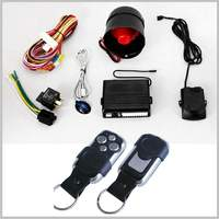 Lixing Code Alarm motorcycle alarm /Security System/ Keyless Entry