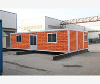2016 Hot Lowcost chinese prefabricated container houses