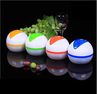Creative Mini Air Purifier Bluetooth Speakers Portable MP3 USB Audio Device Music Player