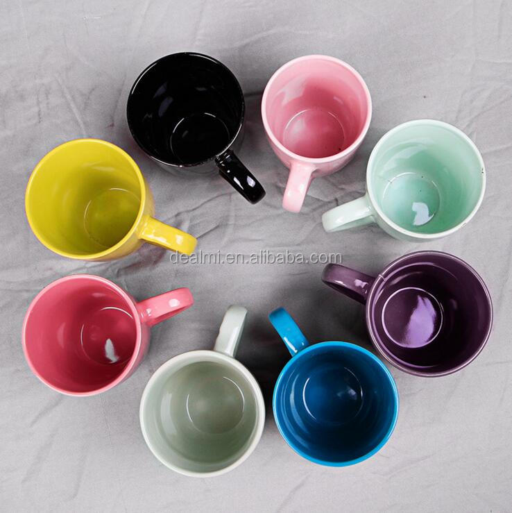 DEMIZXX496 Wholesale Custom Colorful Ceramic Material Cheap Price Hot Selling Home and Hotel Alibaba Online Shopping Mug Cup