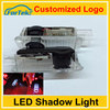 Easy installation led car door logo laser projector light custom ghost shadow light with long warranty