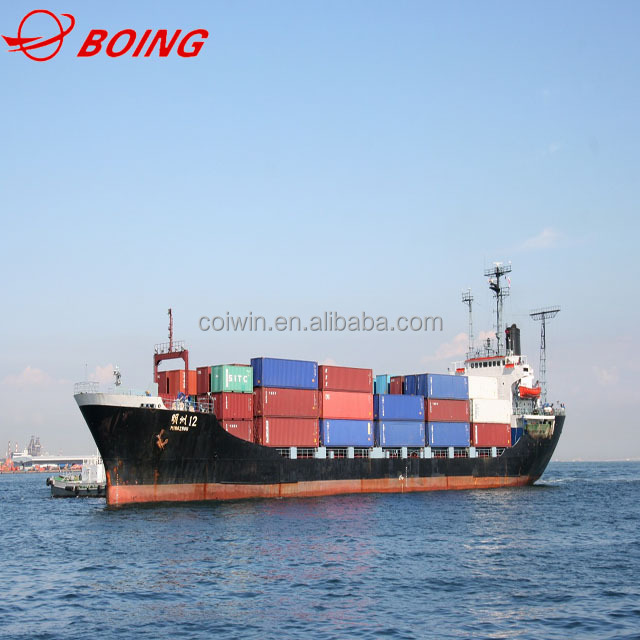 professional sea freight shipping service to Jacksonville USA , mandy