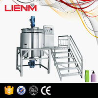 Shampoo Production Line Cosmetic Mixer Blender in Promotion