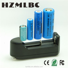 HZM US EU 3.7 V batteries 18650 rechargeable universal battery charger