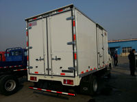 any brand truck fit dry truck box CKD/Cold Room,Truck Body frigo Parts/Tons Mobile Cooling Van, Refrigerator Truck