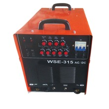 Sihio Top 10 newest design Ac dc welder WSE-315P AC DC pulse TIG welding machine aluminum dual WSE315P