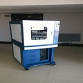 Super march discount 10w high excellent mini fiber laser marking machine for part with air cooling system