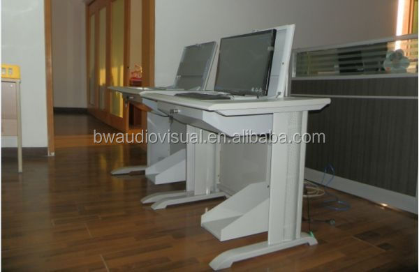 Guangzhou BW Hidden Manuel Flip Lift For Computer Monitor Screen In School System