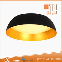 32W led modern ceiling lamp round shape coffee shop decorative light fitting