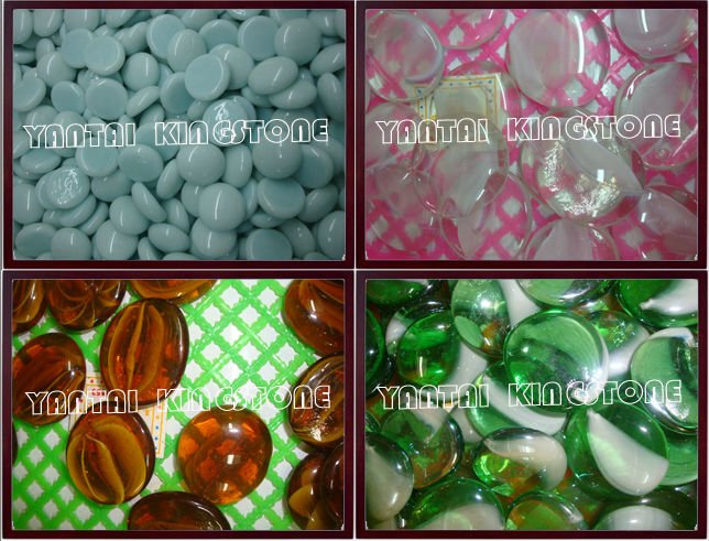 light green forsted glass for garden and landscaping use