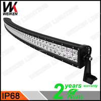 Best Price 288w 50Inch Off Road Curved LED Light Bar From China Supplier
