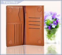 Flip pouch wallet cell phone cover case for iphone for lg ms769 for lenovo s850