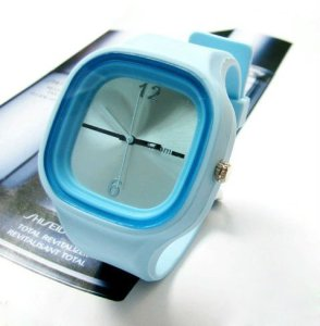 Silicone Square Watches of New Products
