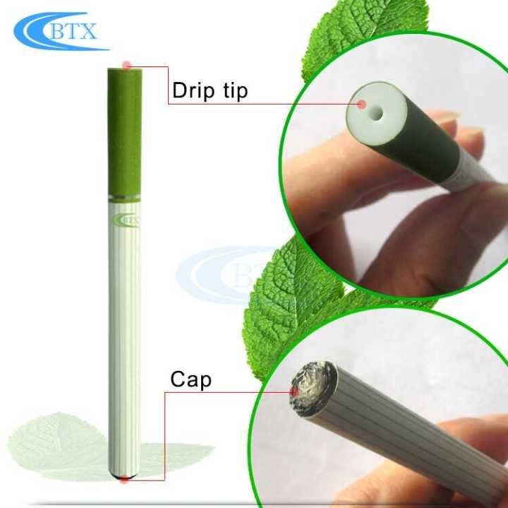 2017 latest innovational LOGO Custom disposable original glass atomizer one time use product