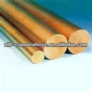 CuNi2CrSi Chromium Copper Bar
