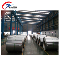 Steel Coil Type and Galvanized Surface Treatment cold rolled steel sheet in coil