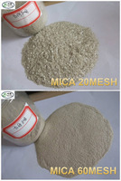 Manufacturer factory price MICA flakes bulk for Building materials