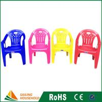 Hot selling durable garden plastic modern furniture plastic chair