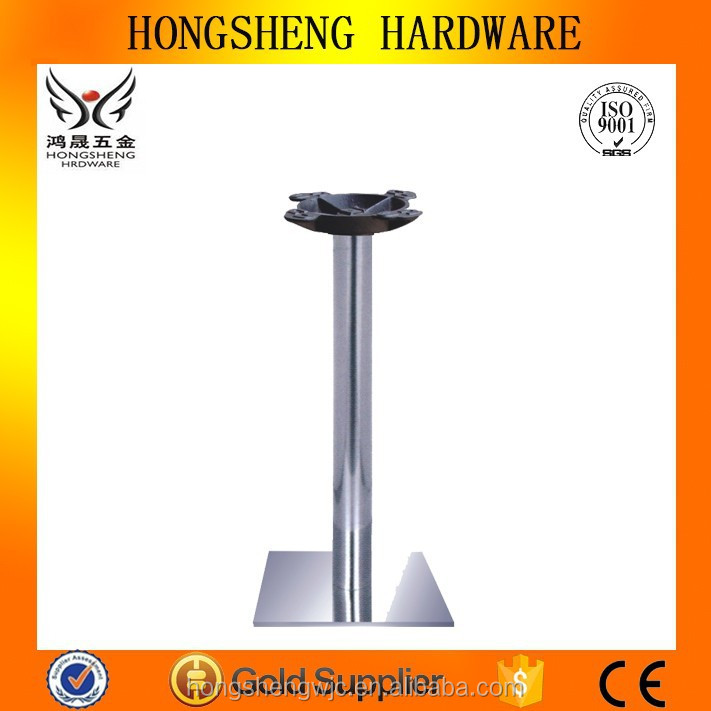 square tube brackets square stainless steel table leg granite base for table 304SS <strong>A061</strong>