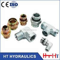Carbon Stainless Steel Threaded Reducer Hex Nipple