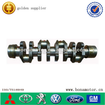 forged crankshaft for ISUZU 4HF1 4HG1 4HG1T 8-97033-171-2 8-97112-981-2 8-97146-520-2