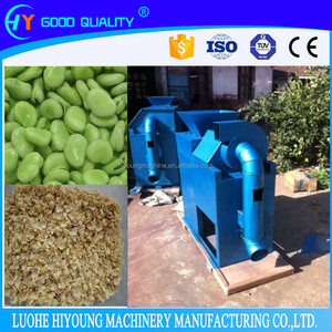 Green pea peeling machine/ Dry soybean peeling machine / Mung bean peeling machine