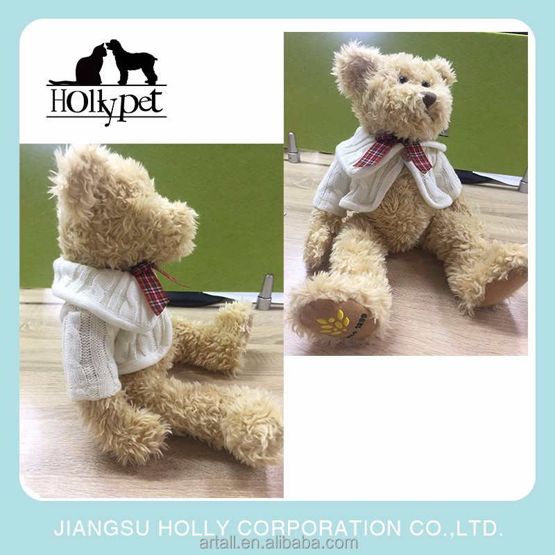 Toy stuffed dogs animal bear plush toys for sale