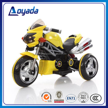 New model kids electric motorcycle with shield and exhaust pipe for sale / kids motorbike electric for child ride on car