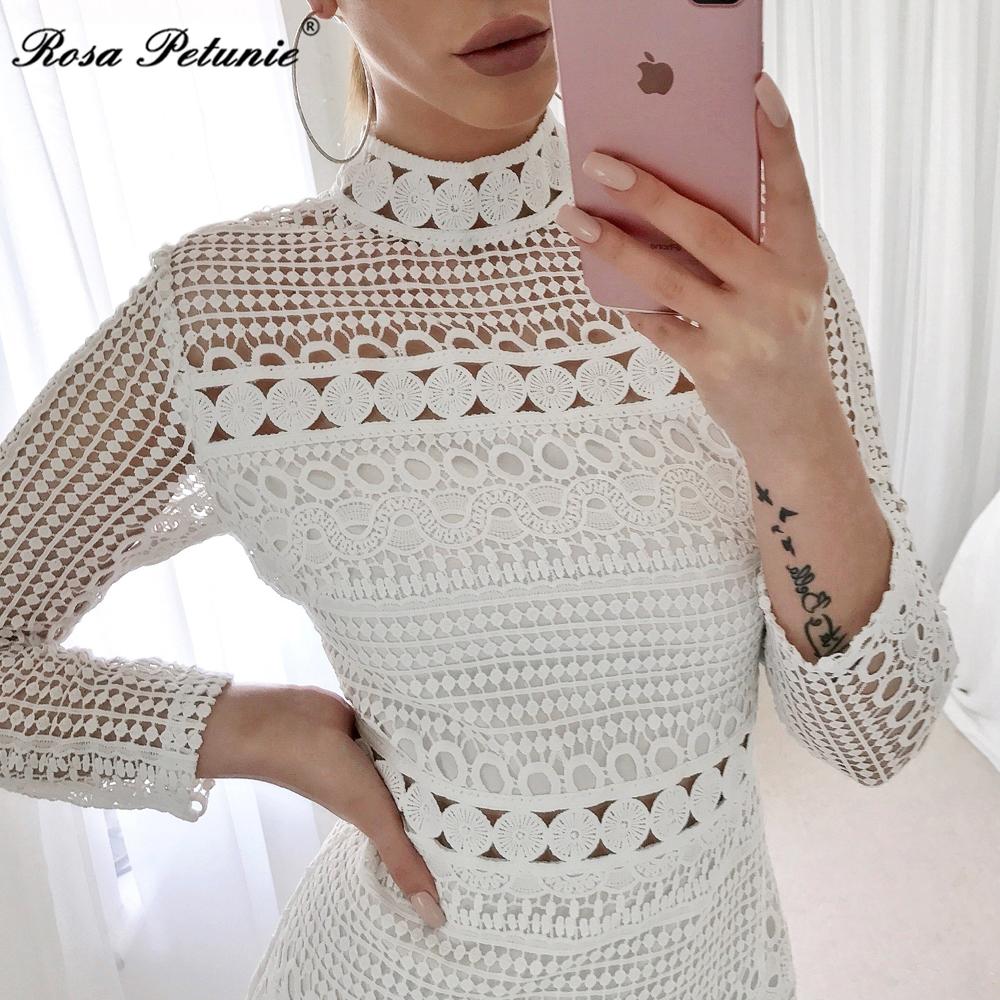 HTB14Xp8b8fM8KJjSZFhq6ARyFXac - Winter 2018 New Sexy White Lace Dress Women's High Quality long Sleeve Embroidery Cutout Elegant Dress Hollow Out Vestidos