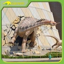 KANOSAUR3404 Amusement Park Factory Direct Supplier Prehistoric Fiberglass Dinosaur