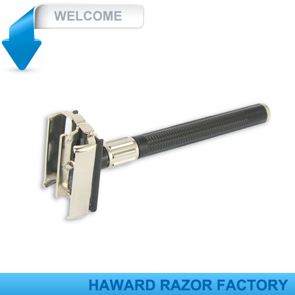 High qality butterfly double edge razor blade safety razor