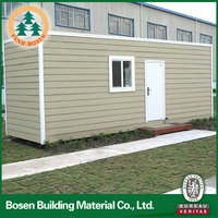 2013 hot sale small house design two bedroom house plans caravan low cost