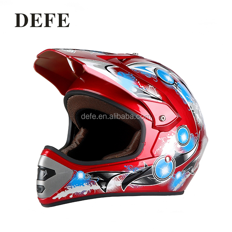 Ingenious manufacture durable fancy stylish off-road helmets motorcycle helmets