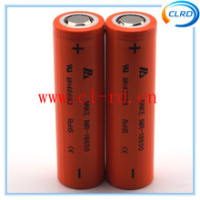 Recharge MNKE 18650 battery 30a 1500mAh 3.7V high drain LiMn MNKE battery 18650 30a battery