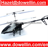 3.5CH Big Size Alloy Helicopter RC with Gyro Light large rc helicopter