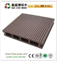 plastic wood/composite decking/recycled plastic lumber