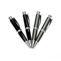 Canetas Importadas Da China Shenzhen Barrel Fancy Promotional Gift Metal Ball Pen