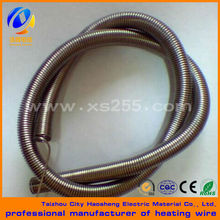 Nickel-chrome alloy heater coil wire