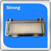 Ningbo plastic organizer molding for auto customized enclosure box