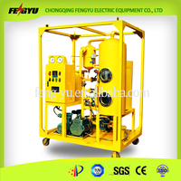 Used Lube Oil Treatment Machine, Lubricating Oil Recycling System