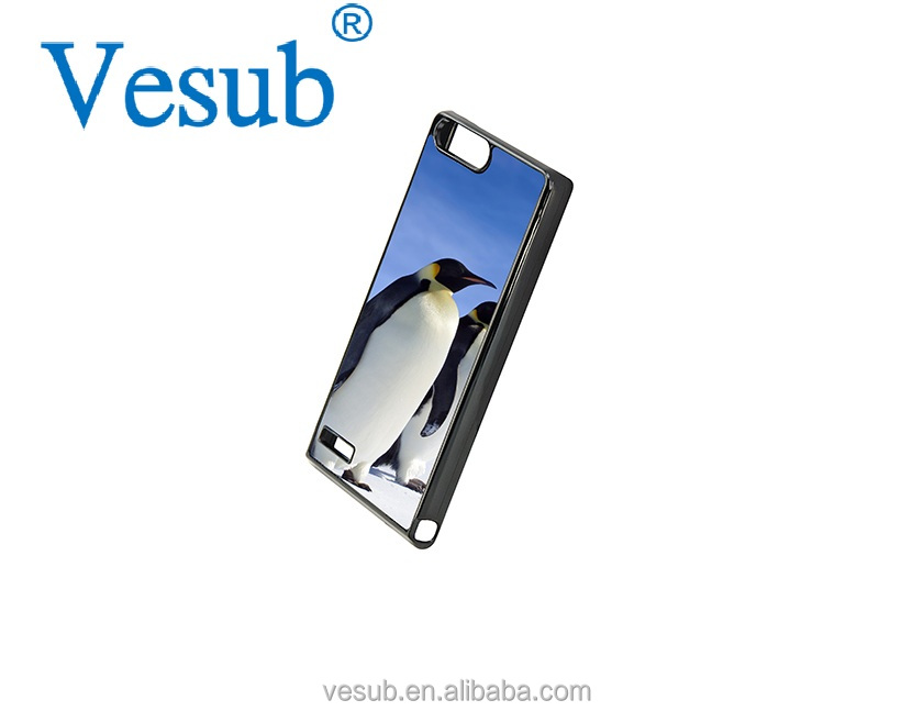 Wholesale White 2D Sublimation Plastic Mobile Phone Cover For Huawei Ascend P7
