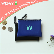 Wholesale Delicate Pu Leather Clutch Bag Mini Purse